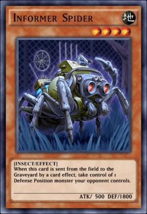 Informer Spider