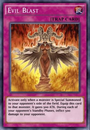 Evil Blast