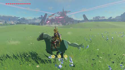 Destroy Ganon Walkthrough How To Get Through Hyrule Castle Zelda Breath Of The Wild Botw Game8