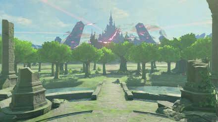 The Legend of Zelda Breath of the Wild (BotW) Photo 1 - Sacred Ground Ruins.jpg