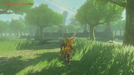 The Legend of Zelda Breath of the Wild (BotW) Sacred Ground Ruins.jpg