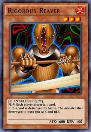 Rigorous Reaver