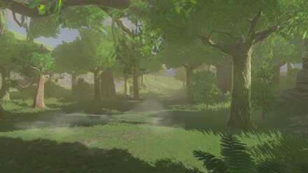 The Legend of Zelda Breath of the Wild (BotW) Photo 11 - Hyrule Field.jpg