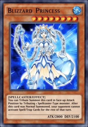 Blizzard Princess