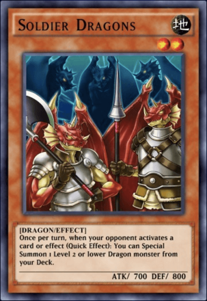 Soldier Dragons