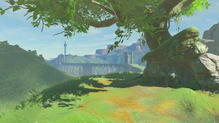 The Legend of Zelda Breath of the Wild (BotW) Photo 7 - West Necluda.jpg