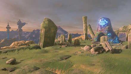 The Legend of Zelda Breath of the Wild (BotW) Photo 3 - Ancient Columns.jpg