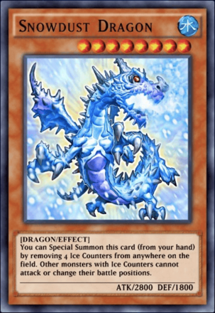 Snowdust Dragon
