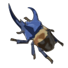 Bladed Rhino Beetle Icon