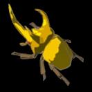 BotW Energetic Rhino Beetle