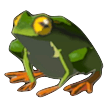 BotW Hot-Footed Frog