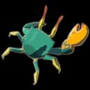 BotW Razorclaw Crab