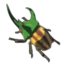 BotW Rugged Rhino Beetle