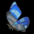 BotW Winterwing Butterfly