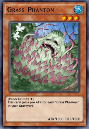 Grass Phantom