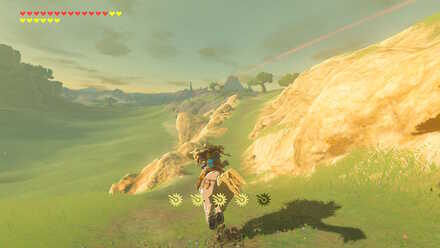 The Legend of Zelda Breath of the Wild (BotW) Safula Hill.jpg