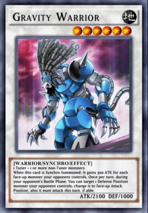 Gravity Warrior