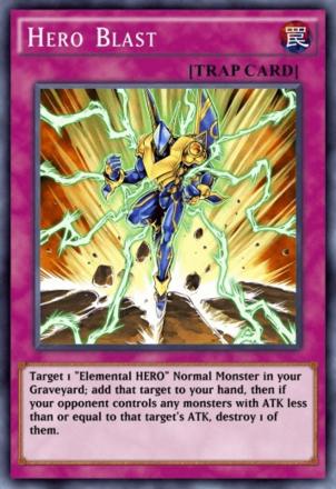 Hero Blast