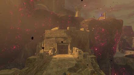 The Legend of Zelda Breath of the Wild (BotW) Photo 8 - Hyrule Castle.jpg