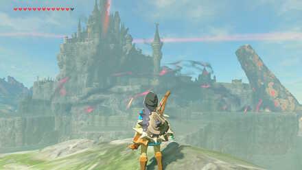 The Legend of Zelda Breath of the Wild (BotW) Princess Zelda