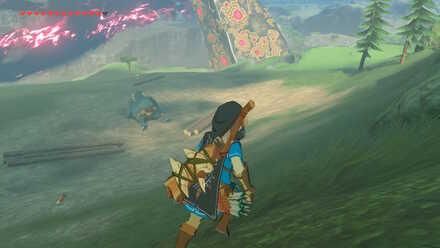The Legend of Zelda Breath of the Wild (BotW) Blue Hinox.jpg