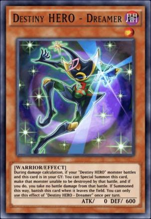Destiny HERO - Dreamer