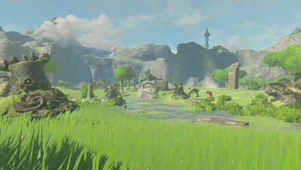 The Legend of Zelda Breath of the Wild (BotW) Photo 13 - Blatchery Plain.jpg