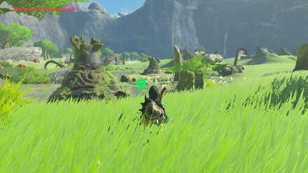 The Legend of Zelda Breath of the Wild (BotW) Entering Blatchery Plain.jpg