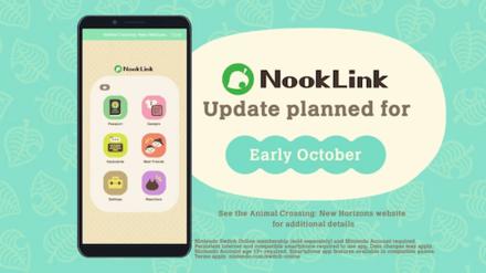 ACNH - Halloween Update - NookLink Update
