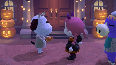 Animal Crossing New Horizons (ACNH) How to Get Candy