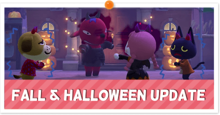 Animal Crossing New Horizons (ACNH) Fall and Halloween Update.png