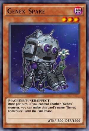Genex Spare