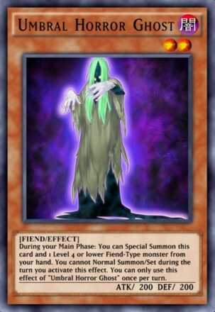 Umbral Horror Ghost