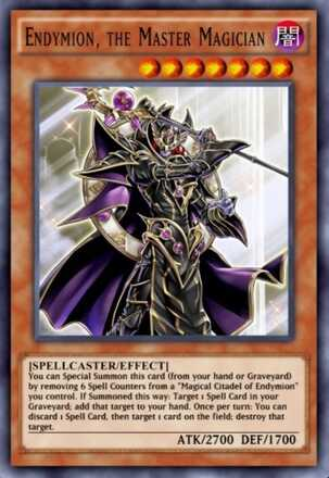 Endymion The Master Magician