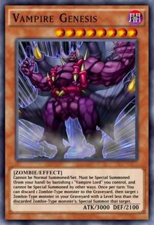 Vampire Genesis