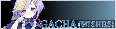 Genshin Impact - Gacha Banner