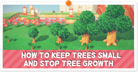 How to Keep Trees Small