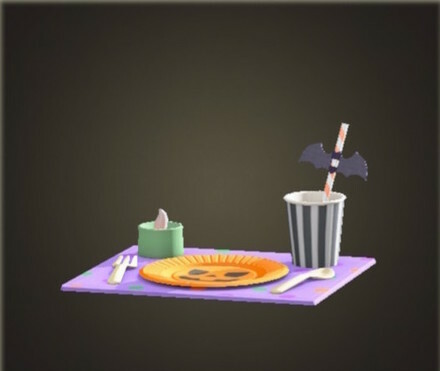 Spooky Table Setting Icon