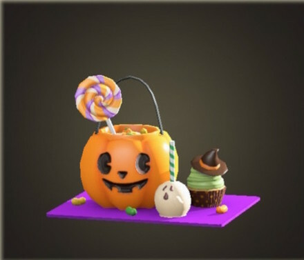 Spooky Candy Set Icon