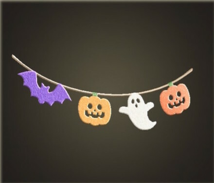 Spooky Garland Icon