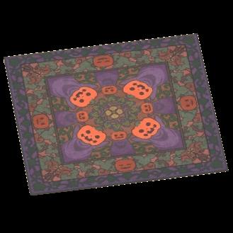 Spooky Rug Image