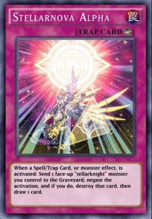 Stellarnova Alpha