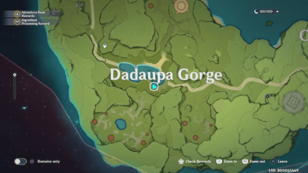 Location of Break the Sword.png