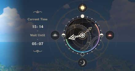 Genshin Impact - Server Reset Time