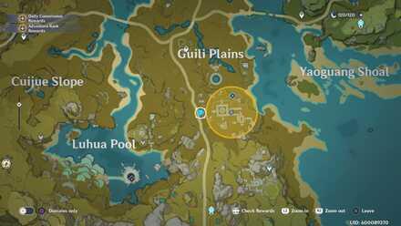 Treasure Lost Treasure Found World Quest Walkthrough And Rewards Strange Jade Plate Locations Genshin Impact Game8