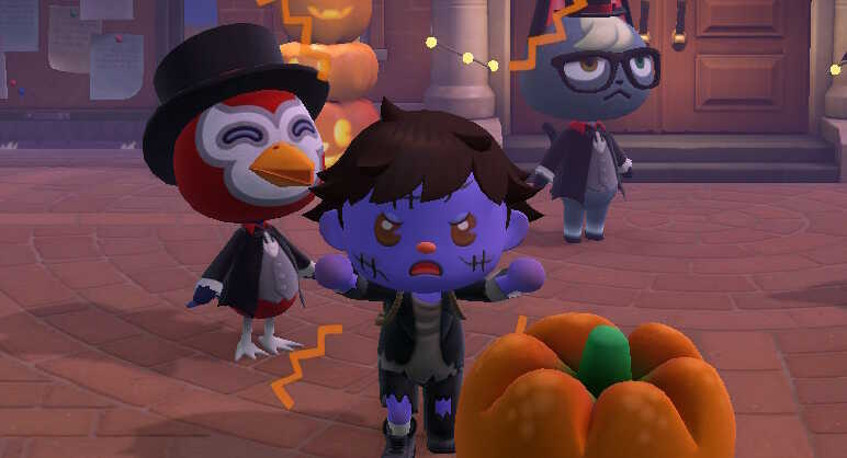 List of Halloween Clothes| ACNH - Animal Crossing: New Horizons  (Switch)|Game8