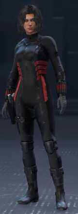 Black Widow Blood Moon