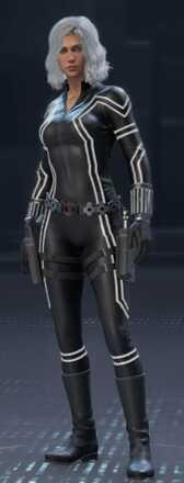 Black Widow Fear Itself