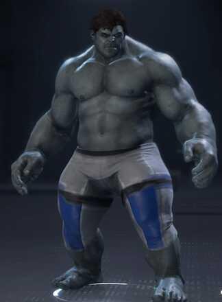 Hulk Gym Rat