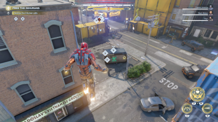 Avengers Mayhem Over Manhattan (Flashback) 01.png